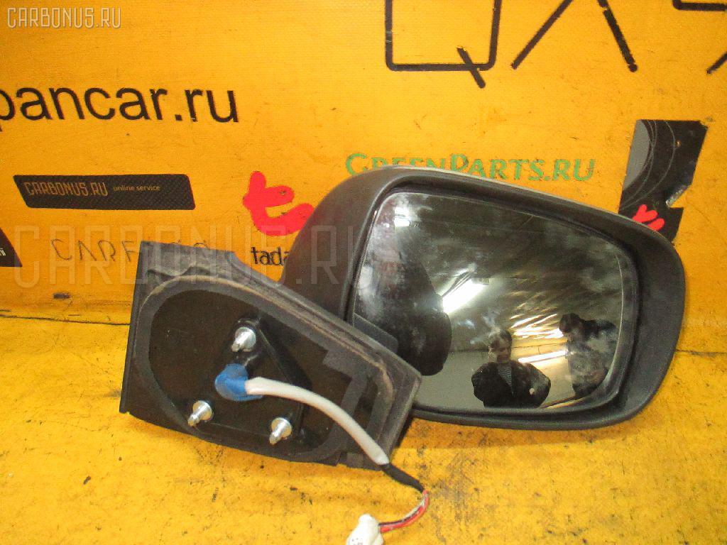 Зеркало двери боковой TOYOTA VITZ KSP90 Фото 1