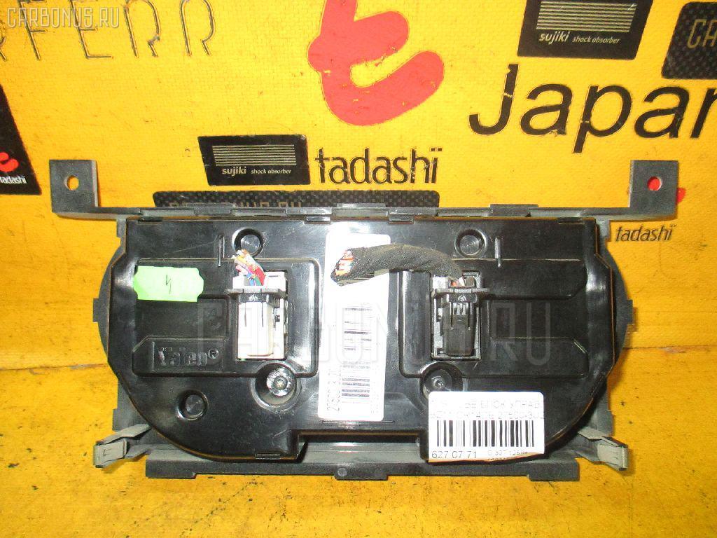 Блок управления климатконтроля Nissan Cube BZ11 CR14DE Фото 1