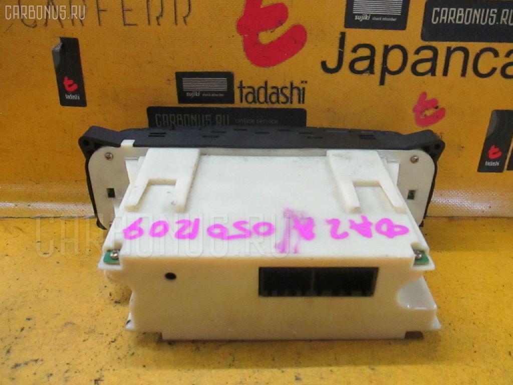 Блок управления климатконтроля MITSUBISHI CARISMA DA2A 4G93 Фото 3