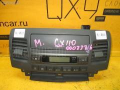 Блок управления климатконтроля TOYOTA MARK II GX110 1G-FE Фото 1