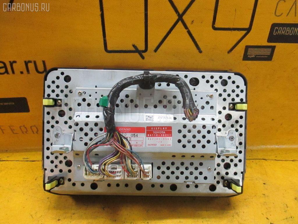 Блок управления климатконтроля TOYOTA CROWN MAJESTA UZS175 1UZ-FE Фото 2