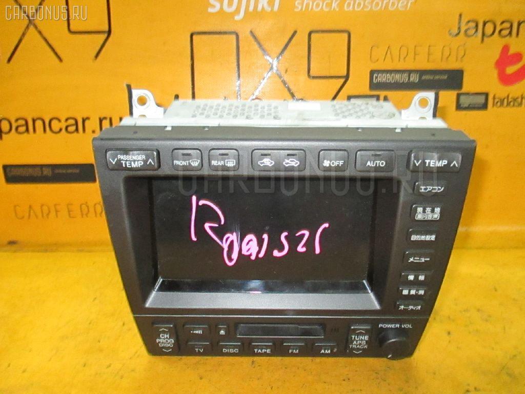 Блок управления климатконтроля Toyota Aristo JZS160 2JZ-GE Фото 1
