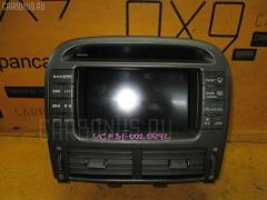Блок управления климатконтроля Toyota Celsior UCF31 Фото 1