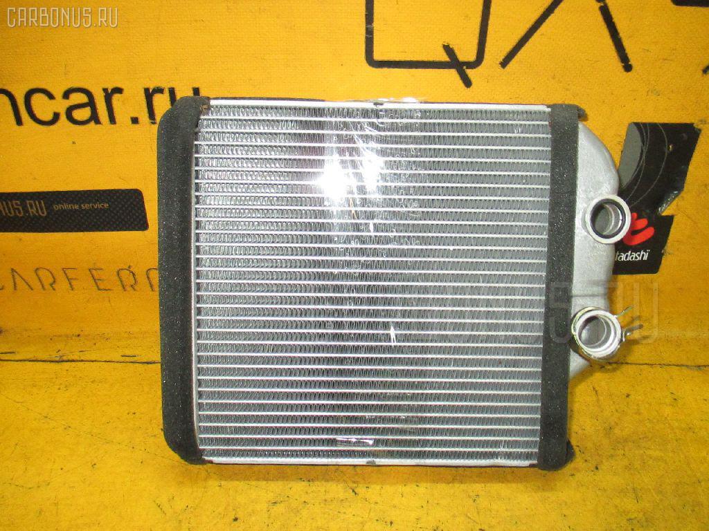Радиатор печки TOYOTA NADIA SXN10 3S-FE. Фото 6