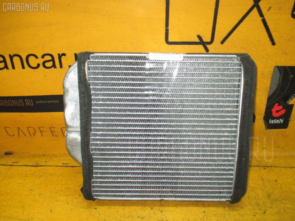 Радиатор печки TOYOTA NADIA SXN10 3S-FE. Фото 7
