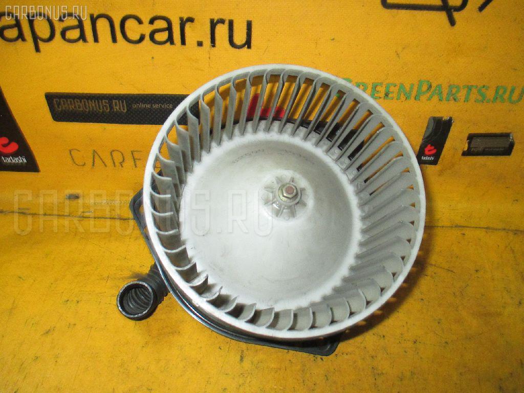 Мотор печки NISSAN PRIMERA CAMINO WAGON WQP11. Фото 4