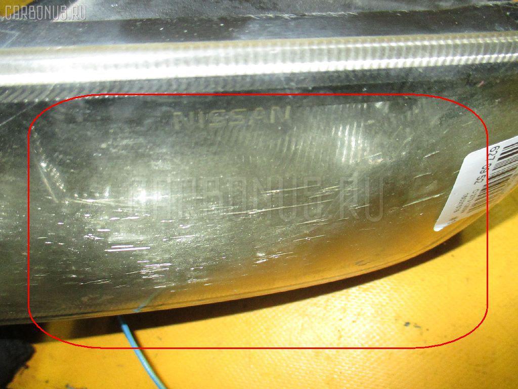 Туманка бамперная NISSAN PRESAGE TU30. Фото 4