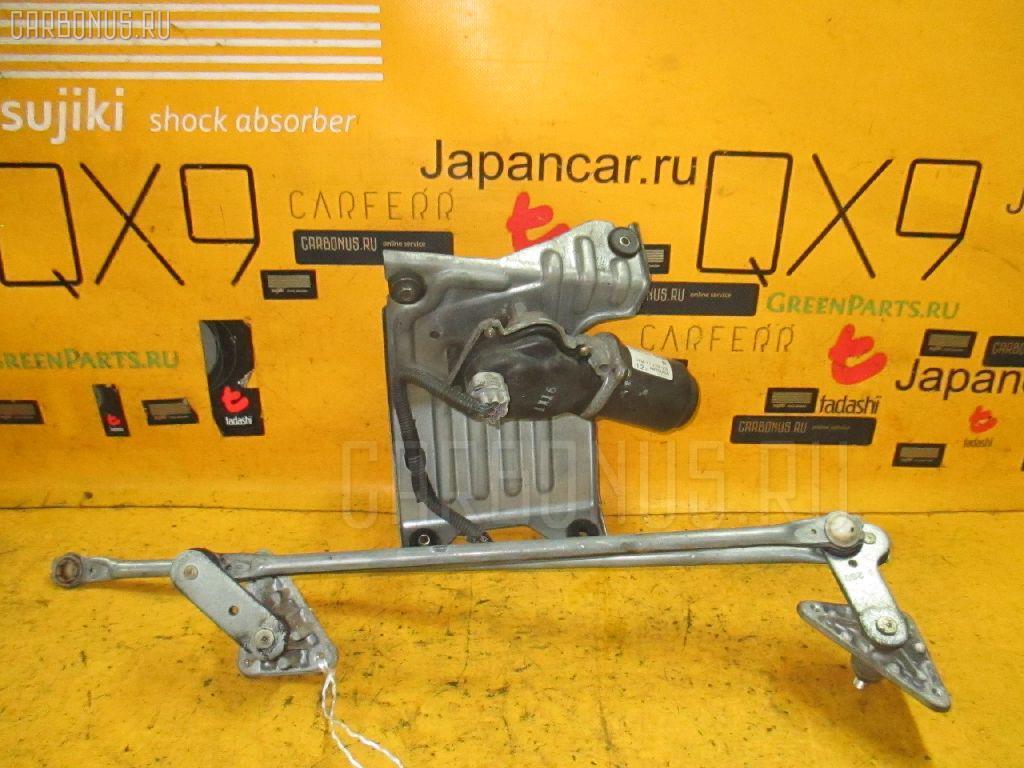 Мотор привода дворников MITSUBISHI CHARIOT GRANDIS N84W. Фото 5