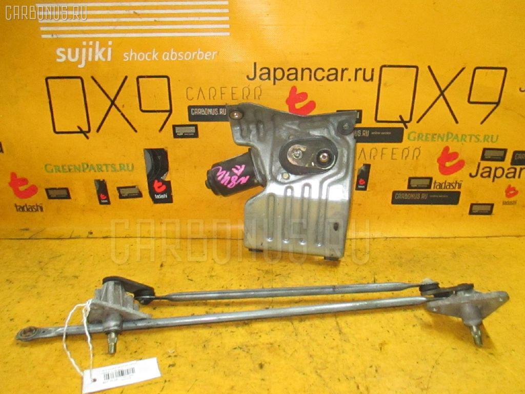 Мотор привода дворников MITSUBISHI CHARIOT GRANDIS N84W. Фото 6