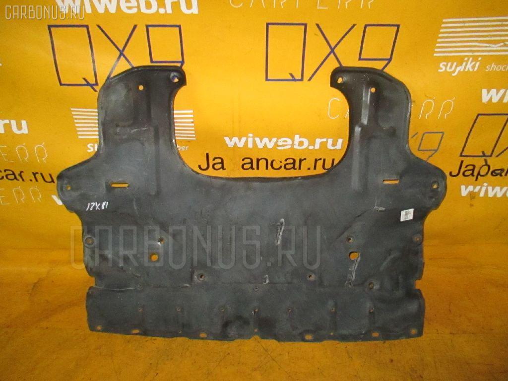 Защита двигателя Toyota Mark ii JZX81 1JZ-GE Фото 1