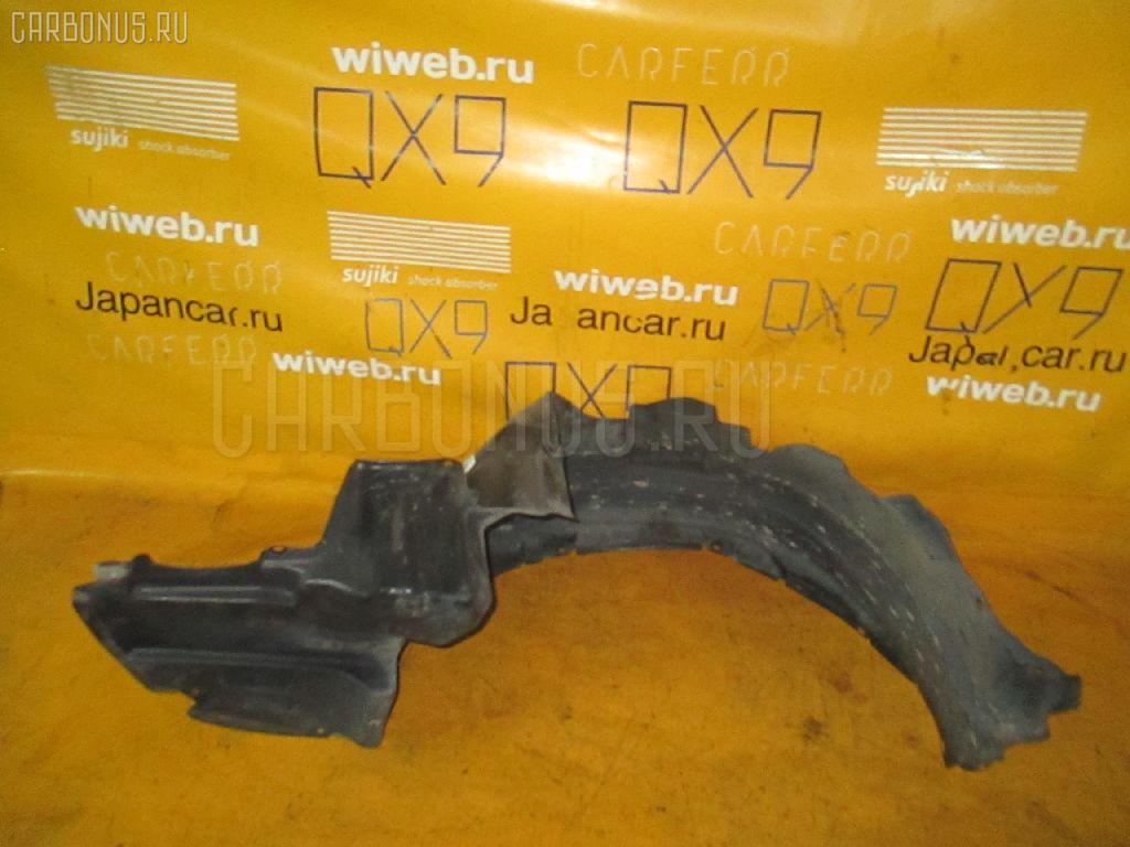 Подкрылок TOYOTA MARK II JZX110 1JZ-FSE. Фото 7
