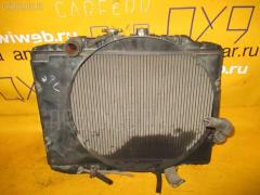 Радиатор ДВС Mitsubishi Delica star wagon P07V 4G63 Фото 1