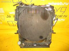 Радиатор ДВС Nissan Atlas condor BKR71G Фото 3