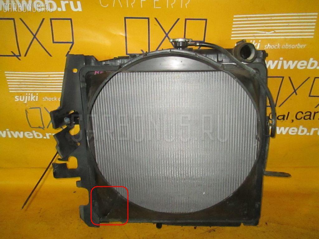Радиатор ДВС NISSAN DIESEL CONDOR MK252 FE6 Фото 3