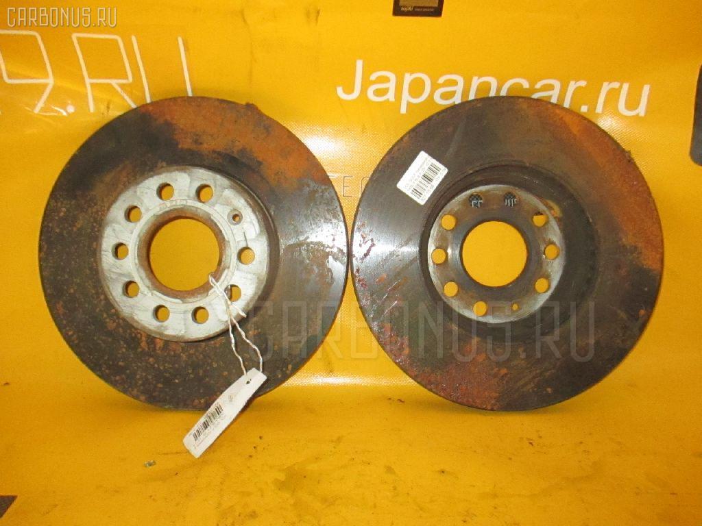Тормозной диск VOLKSWAGEN GOLF V 1KBLX BLX Фото 1