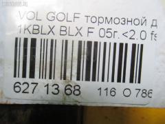 Тормозной диск VOLKSWAGEN GOLF V 1KBLX BLX Фото 2