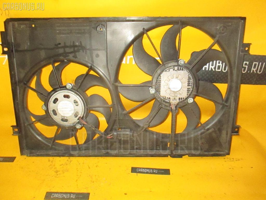 Вентилятор радиатора ДВС Volkswagen Golf v 1KBLX BLX Фото 1