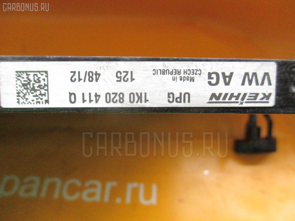 Радиатор кондиционера VOLKSWAGEN GOLF V 1KBLX BLX Фото 2