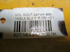 Датчик ABS Volkswagen Golf v 1KBLX BLX Фото 2