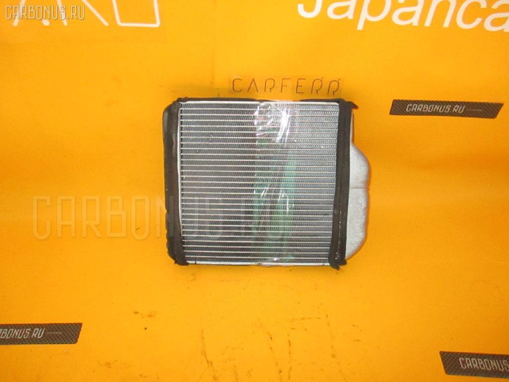 Радиатор печки TOYOTA CARINA AT212 5A-FE. Фото 5