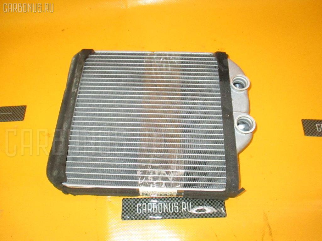 Радиатор печки TOYOTA CARINA AT212 5A-FE. Фото 6
