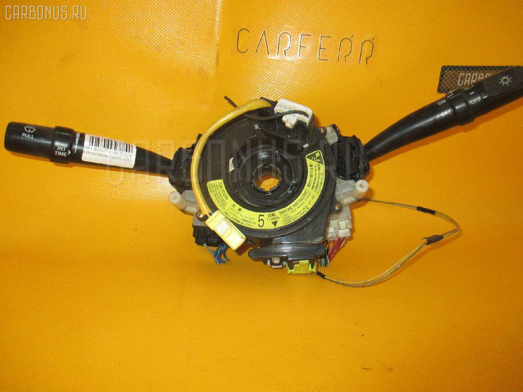 Переключатель поворотов TOYOTA CARINA AT212. Фото 4