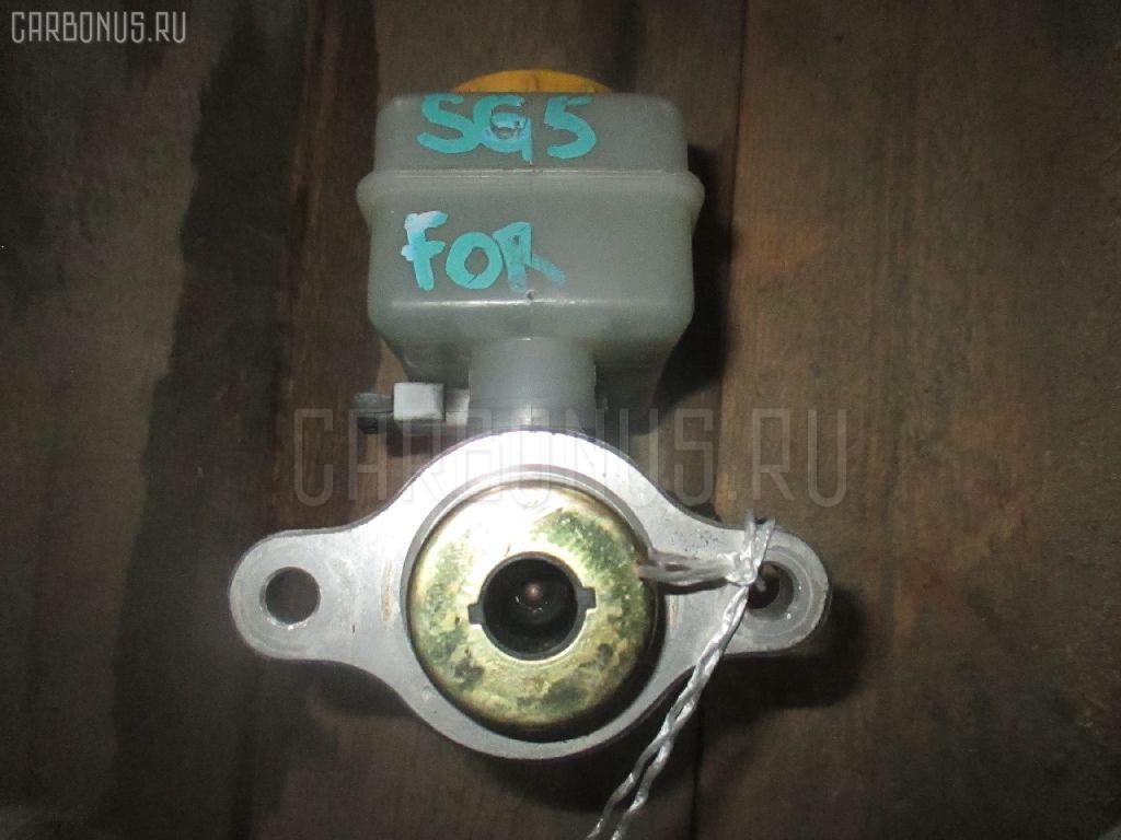 Главный тормозной цилиндр SUBARU FORESTER SG5 EJ20 Фото 3