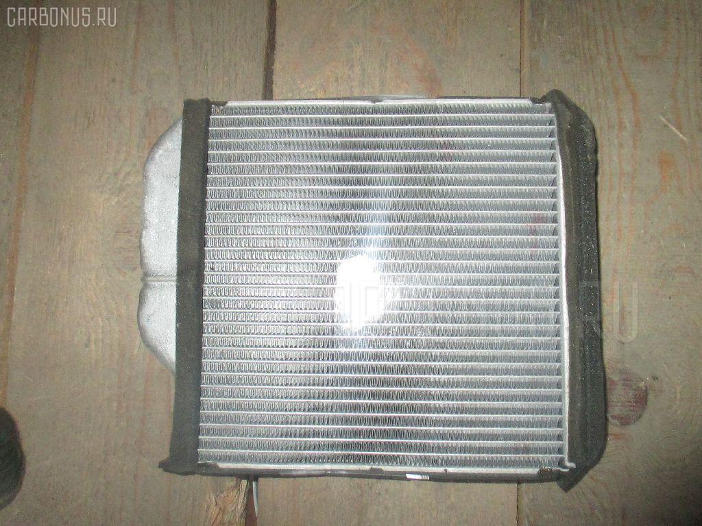 Радиатор печки TOYOTA AT211 7A-FE Фото 2
