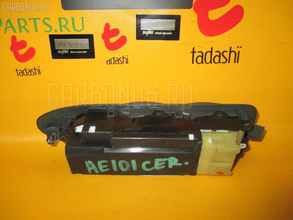 Блок упр-я стеклоподъемниками Toyota Corolla ceres AE101 Фото 1