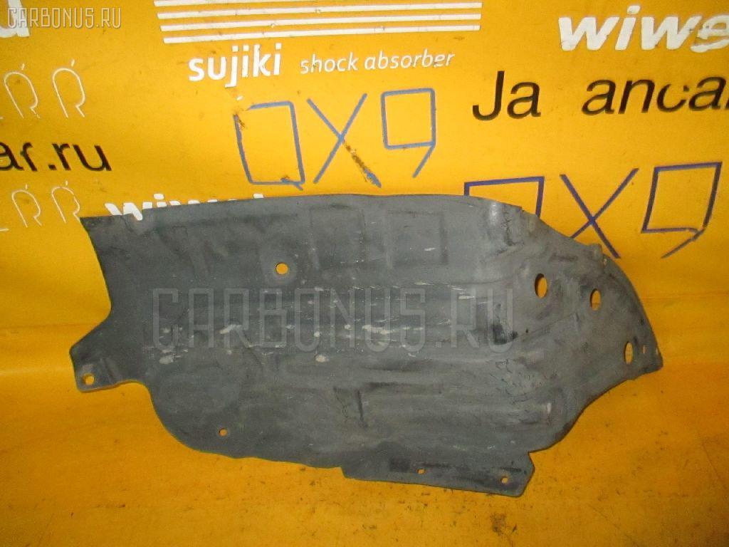 Подкрылок NISSAN TEANA J31 VQ23DE. Фото 4