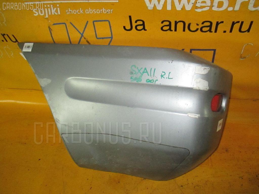 Клык бампера Toyota Rav4 SXA11G Фото 1