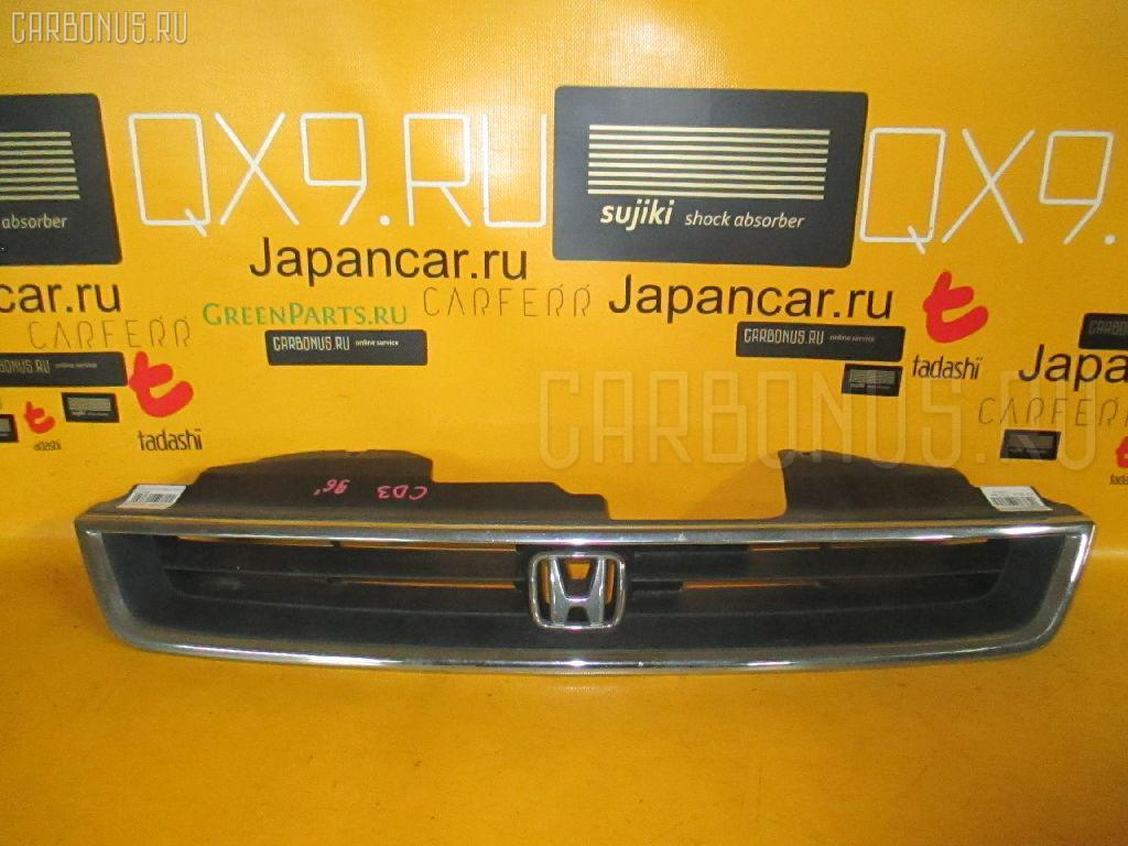 Решетка радиатора HONDA ACCORD CD3 Фото 2