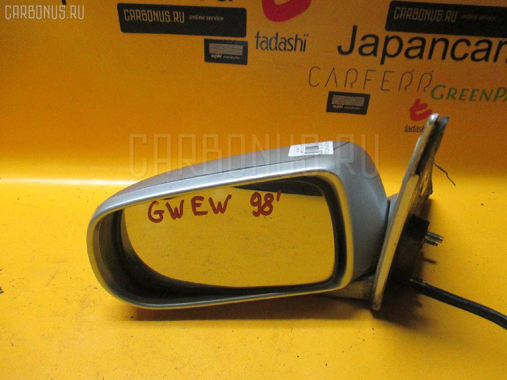 Зеркало двери боковой MAZDA CAPELLA WAGON GWEW. Фото 10
