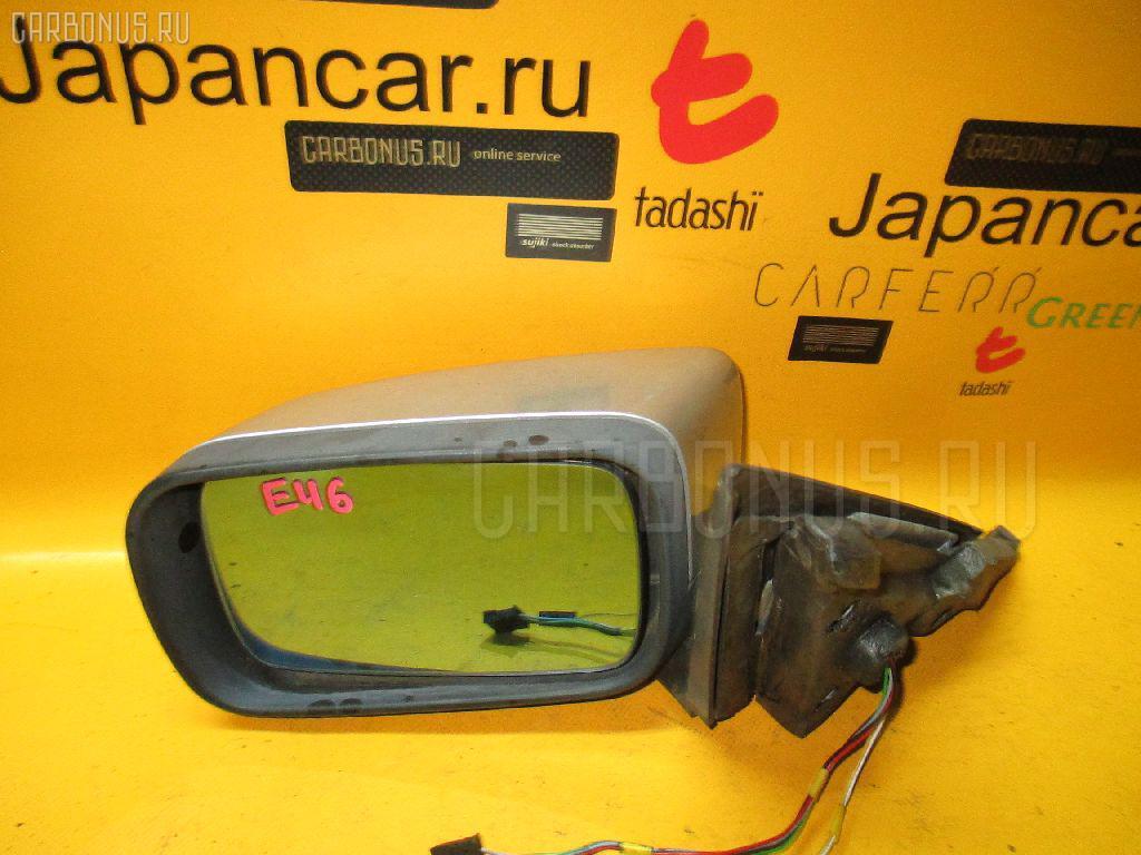 Зеркало двери боковой BMW 3-SERIES E46-AL32. Фото 2