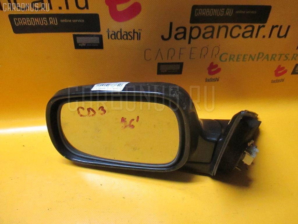 Зеркало двери боковой HONDA ACCORD CD3 Фото 1