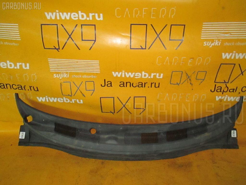 Решетка под лобовое стекло TOYOTA COROLLA SPACIO AE111N. Фото 11