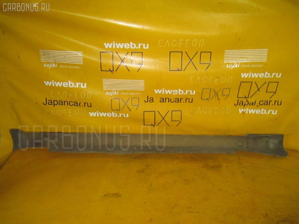 Порог кузова пластиковый ( обвес ) MERCEDES-BENZ E-CLASS W210.072. Фото 1