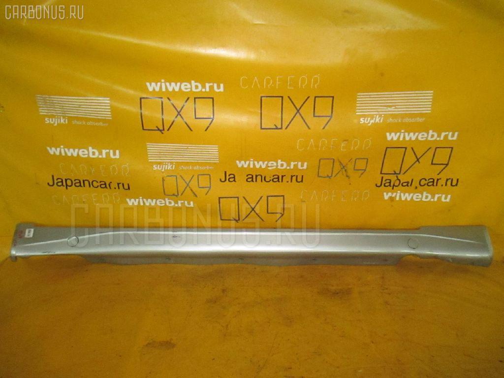 Порог кузова пластиковый ( обвес ) MERCEDES-BENZ E-CLASS W210.072. Фото 3