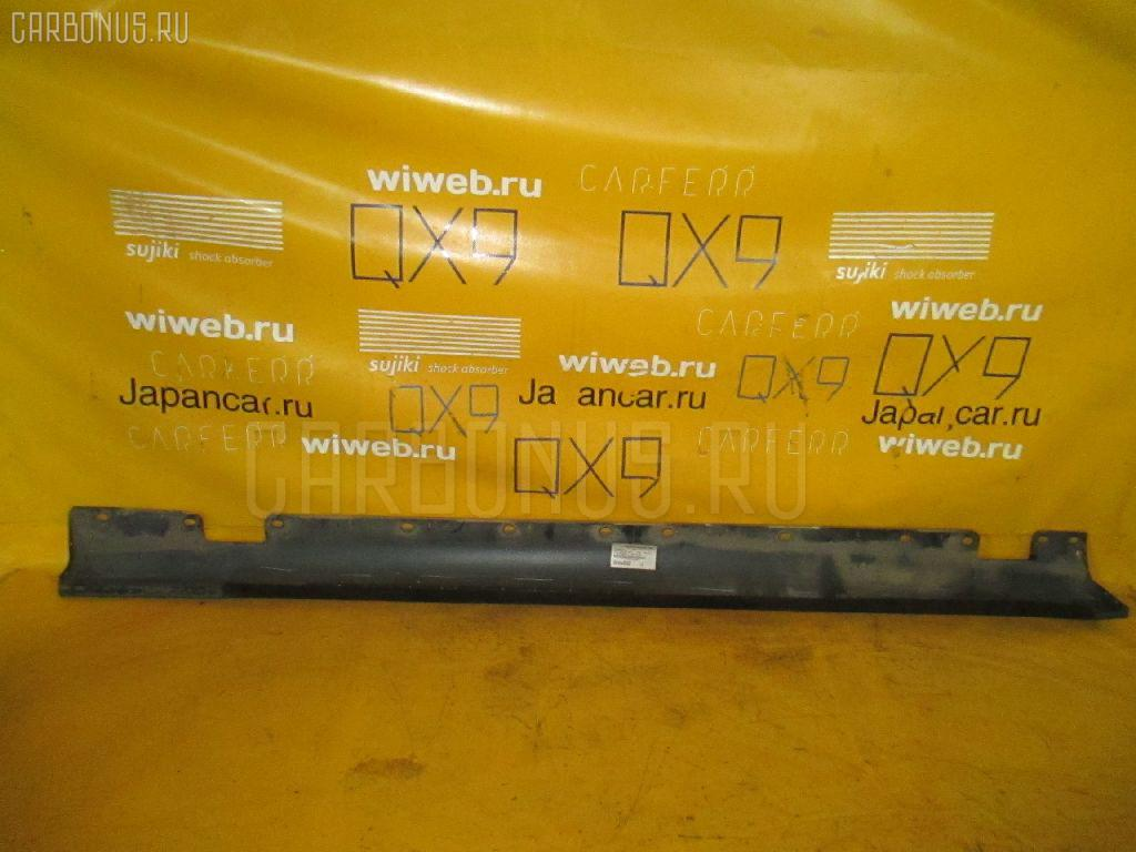 Порог кузова пластиковый ( обвес ) MERCEDES-BENZ E-CLASS W211.070. Фото 4