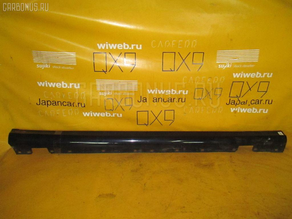 Порог кузова пластиковый ( обвес ) MERCEDES-BENZ E-CLASS W211.070. Фото 5