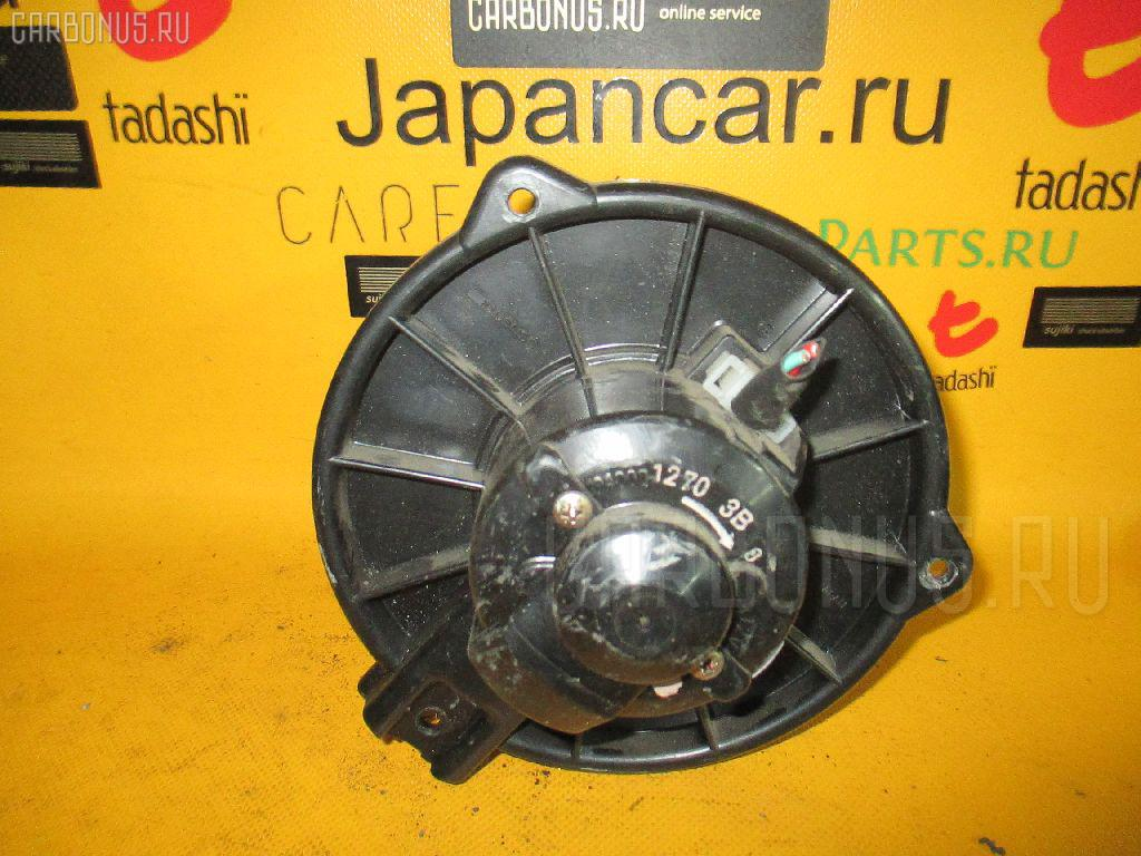 Мотор печки SUZUKI SWIFT HT51S Фото 1