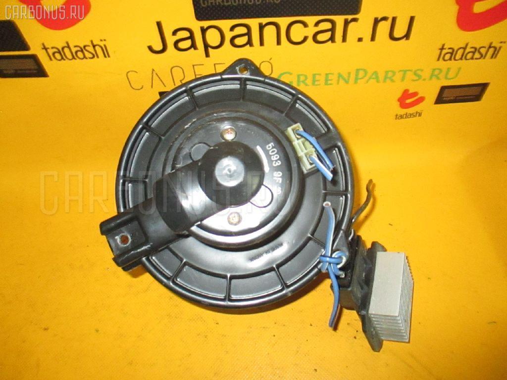 Мотор печки MAZDA MPV LW3W. Фото 5