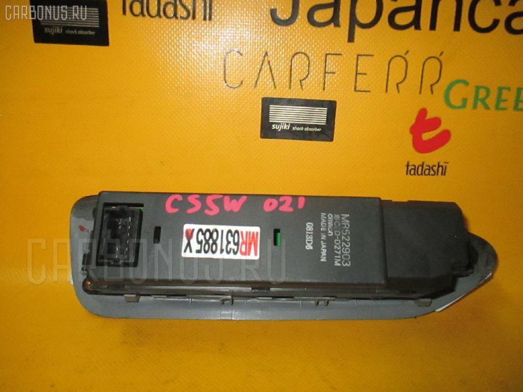 Блок упр-я стеклоподъемниками MITSUBISHI LANCER CEDIA WAGON CS5W Фото 2