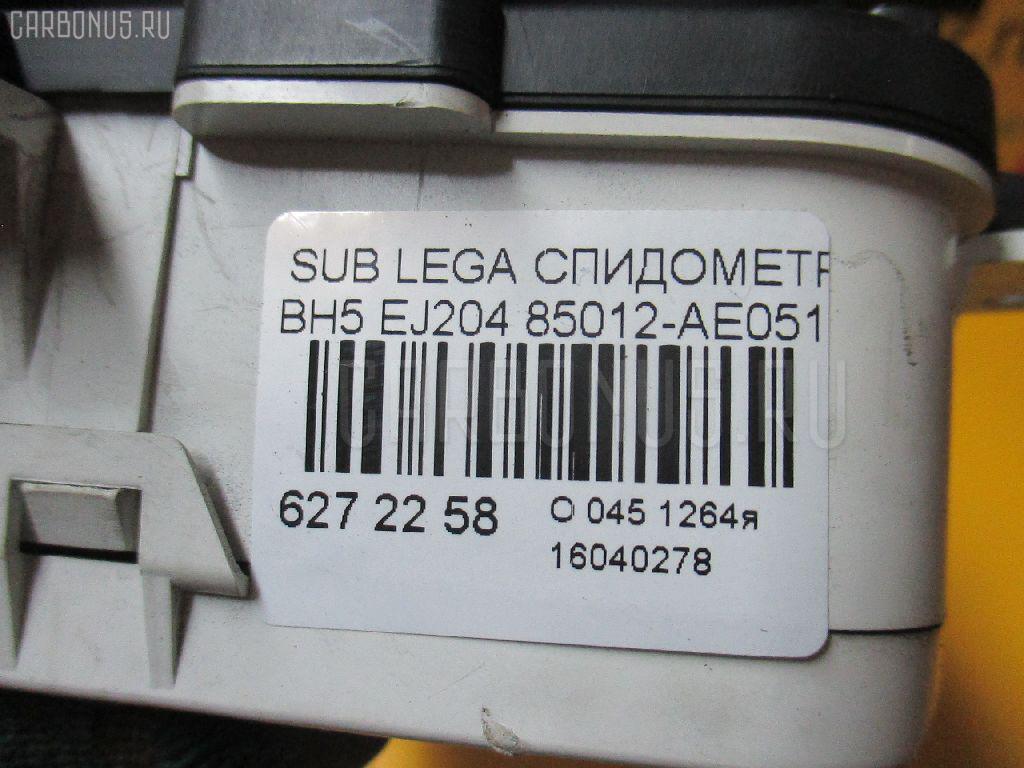Спидометр SUBARU LEGACY WAGON BH5 EJ204 Фото 3