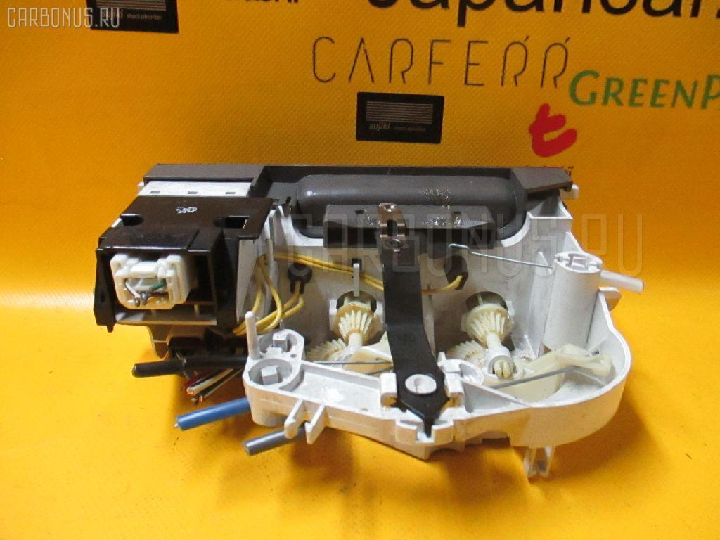 Блок управления климатконтроля TOYOTA COROLLA SPACIO AE111N 4A-FE. Фото 4