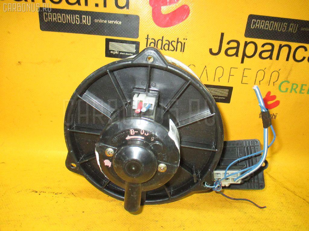 Мотор печки MAZDA DEMIO DW5W. Фото 2