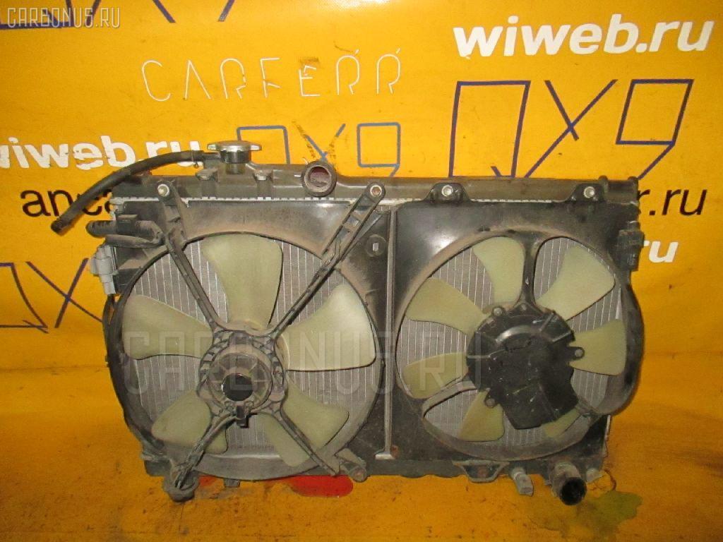 Радиатор ДВС TOYOTA CURREN ST206 3S-FE. Фото 2