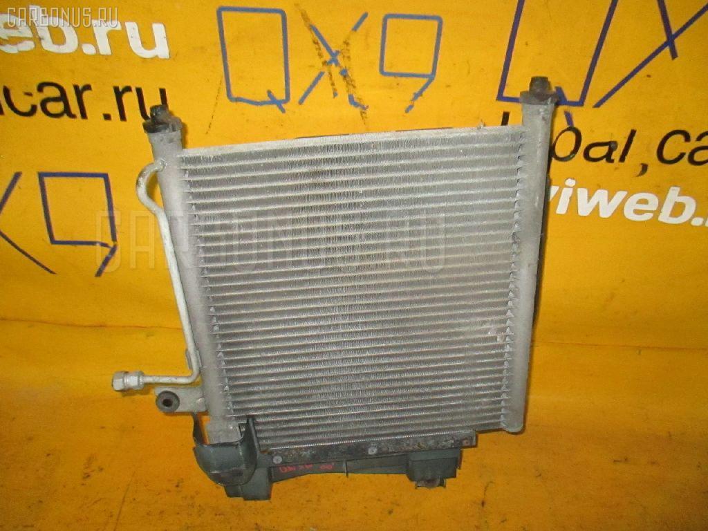 Радиатор кондиционера MAZDA DEMIO DW5W B5. Фото 7