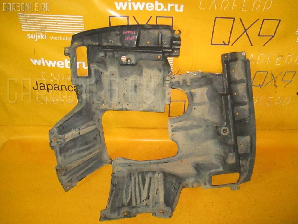 Защита двигателя TOYOTA ISIS ZNM10W