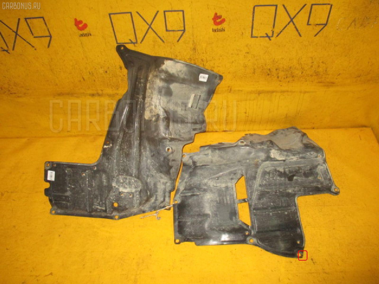 Защита двигателя TOYOTA CURREN ST206 3S-FE Фото 1